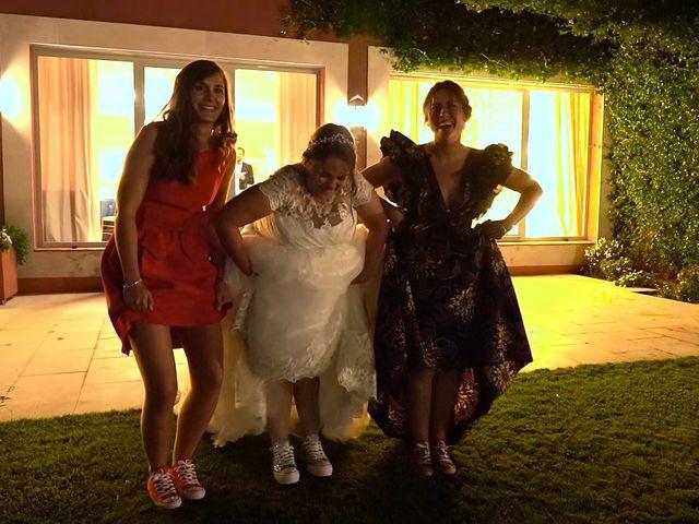 La boda de Sergio y Raquel en Velilla De San Antonio, Madrid 120