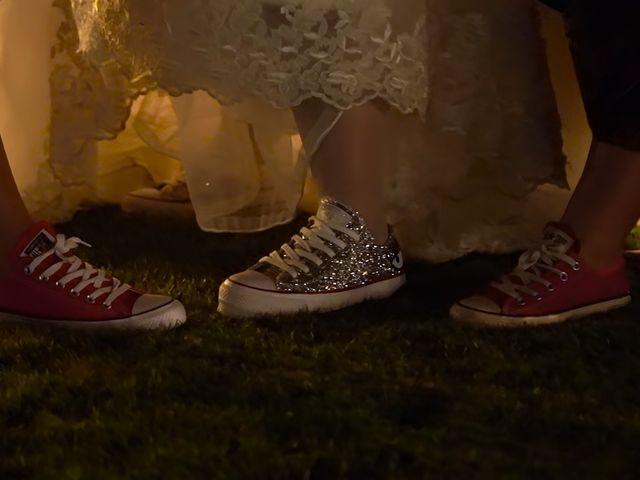 La boda de Sergio y Raquel en Velilla De San Antonio, Madrid 121