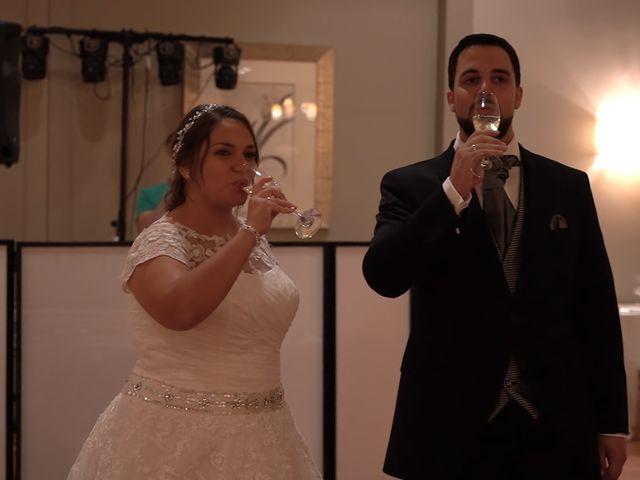 La boda de Sergio y Raquel en Velilla De San Antonio, Madrid 122