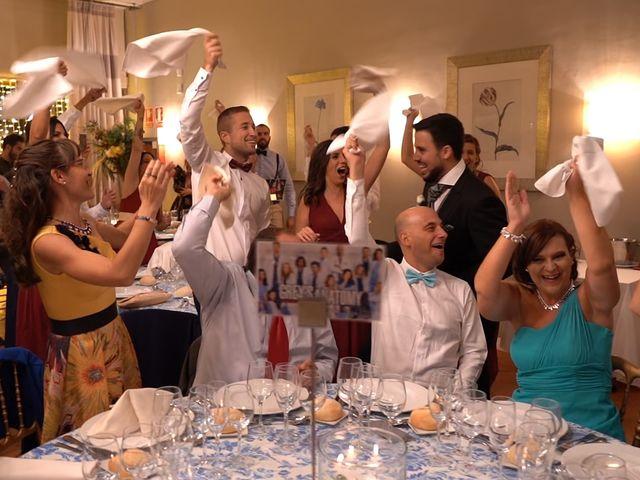 La boda de Sergio y Raquel en Velilla De San Antonio, Madrid 123