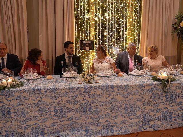 La boda de Sergio y Raquel en Velilla De San Antonio, Madrid 125