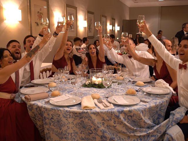 La boda de Sergio y Raquel en Velilla De San Antonio, Madrid 126
