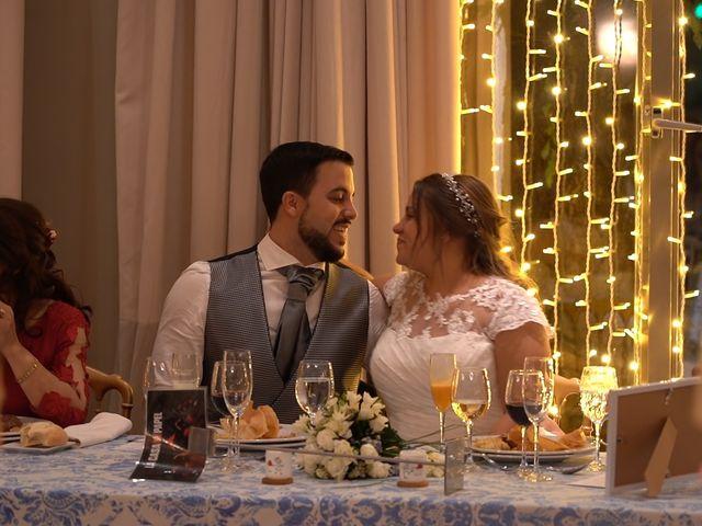 La boda de Sergio y Raquel en Velilla De San Antonio, Madrid 128