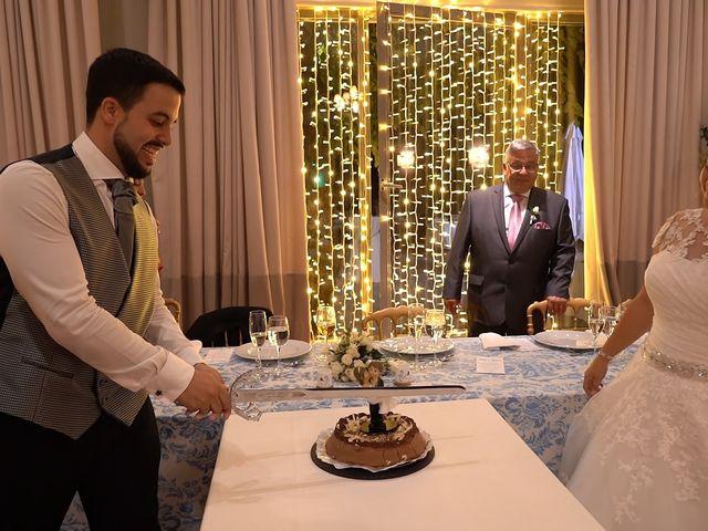 La boda de Sergio y Raquel en Velilla De San Antonio, Madrid 131