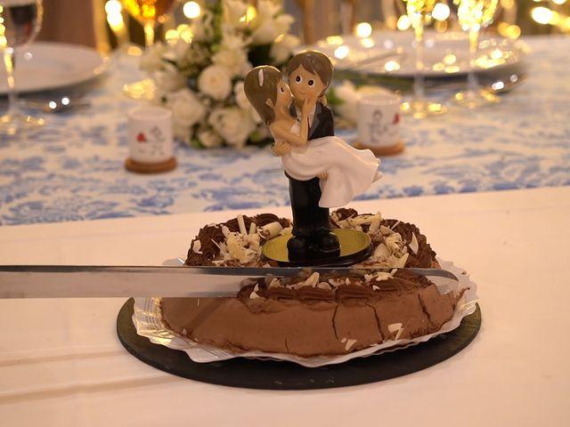 La boda de Sergio y Raquel en Velilla De San Antonio, Madrid 132