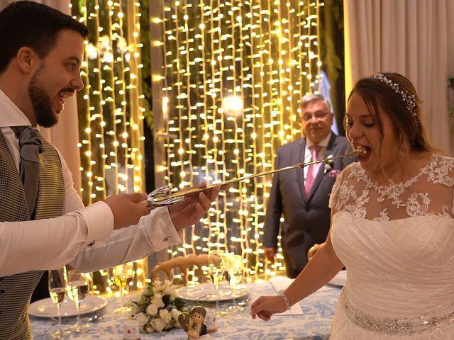 La boda de Sergio y Raquel en Velilla De San Antonio, Madrid 133