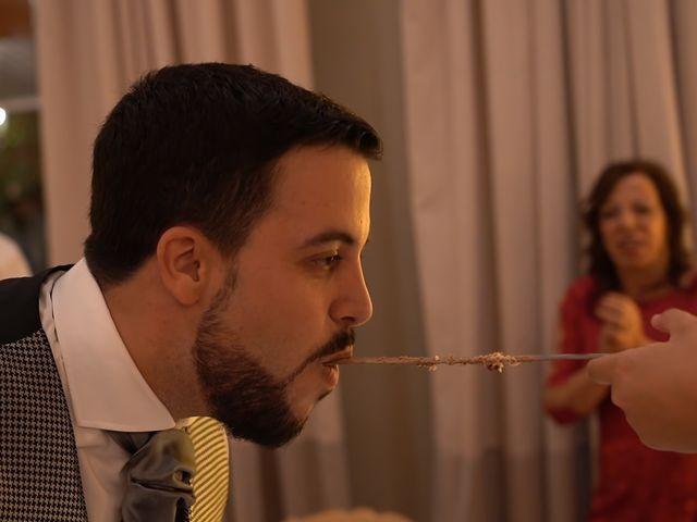 La boda de Sergio y Raquel en Velilla De San Antonio, Madrid 134