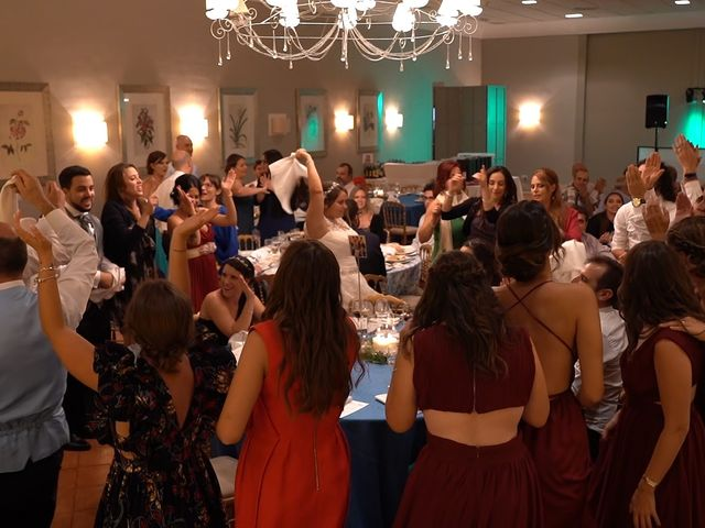 La boda de Sergio y Raquel en Velilla De San Antonio, Madrid 135