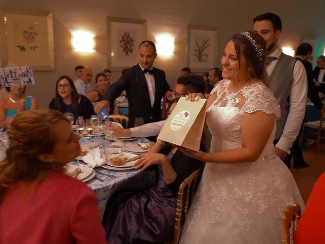 La boda de Sergio y Raquel en Velilla De San Antonio, Madrid 137