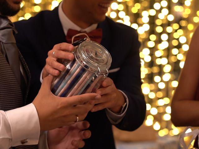 La boda de Sergio y Raquel en Velilla De San Antonio, Madrid 138