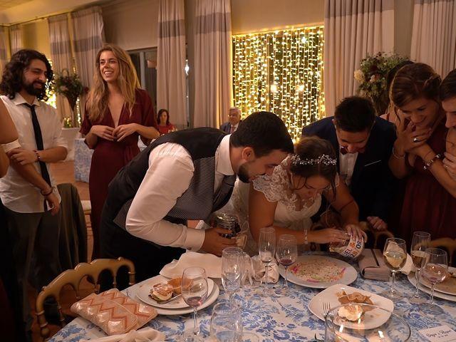 La boda de Sergio y Raquel en Velilla De San Antonio, Madrid 139