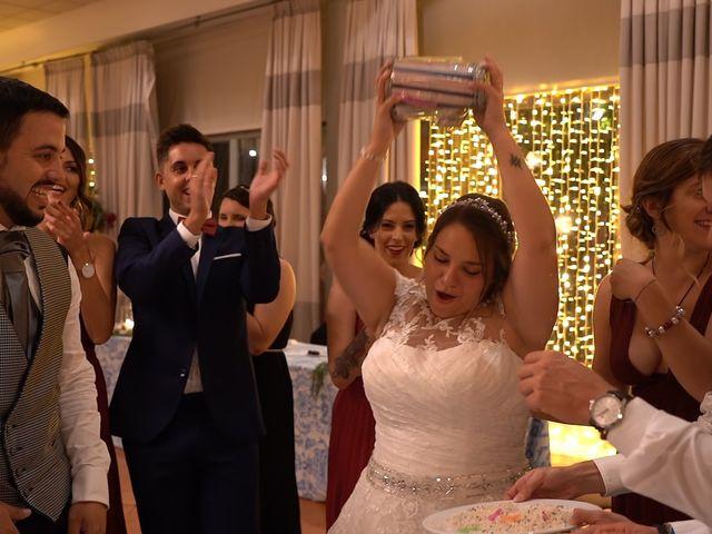 La boda de Sergio y Raquel en Velilla De San Antonio, Madrid 140