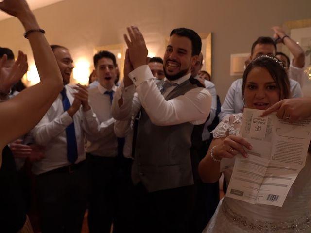 La boda de Sergio y Raquel en Velilla De San Antonio, Madrid 141