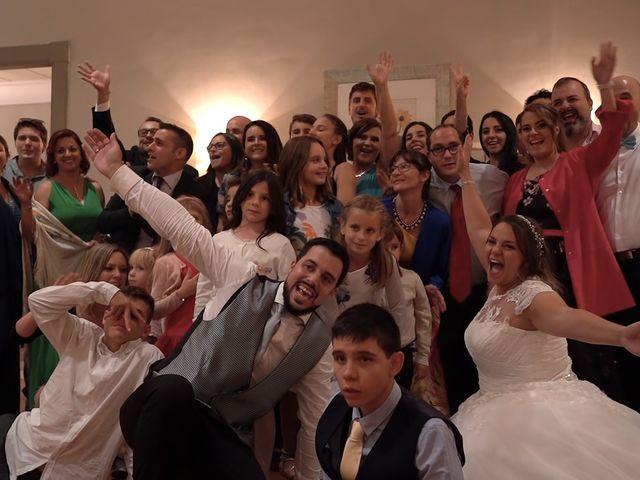 La boda de Sergio y Raquel en Velilla De San Antonio, Madrid 142