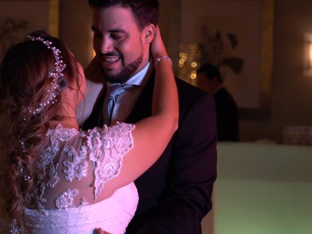 La boda de Sergio y Raquel en Velilla De San Antonio, Madrid 144