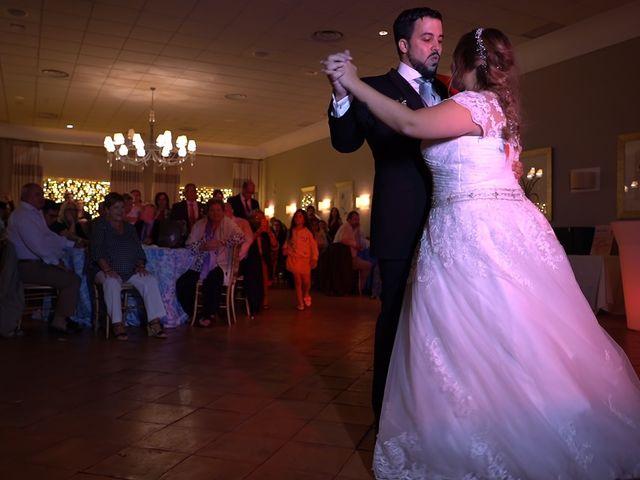 La boda de Sergio y Raquel en Velilla De San Antonio, Madrid 145
