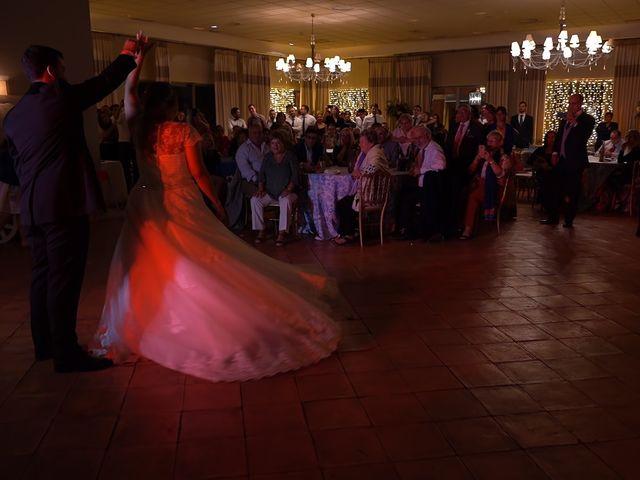 La boda de Sergio y Raquel en Velilla De San Antonio, Madrid 146