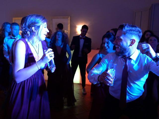 La boda de Sergio y Raquel en Velilla De San Antonio, Madrid 149