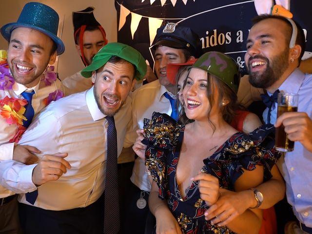 La boda de Sergio y Raquel en Velilla De San Antonio, Madrid 150