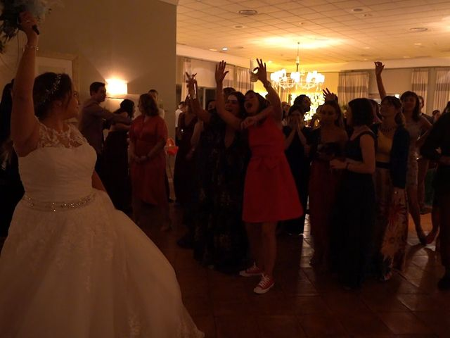 La boda de Sergio y Raquel en Velilla De San Antonio, Madrid 158