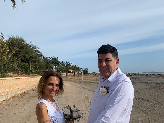 La boda de Felix y Patrizia en Santa Pola, Alicante 5