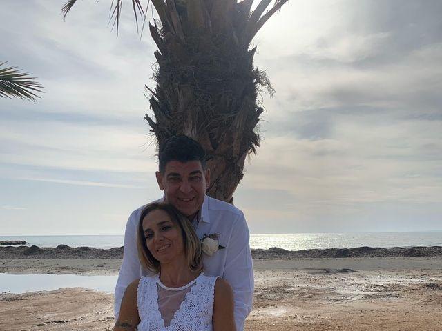 La boda de Felix y Patrizia en Santa Pola, Alicante 6
