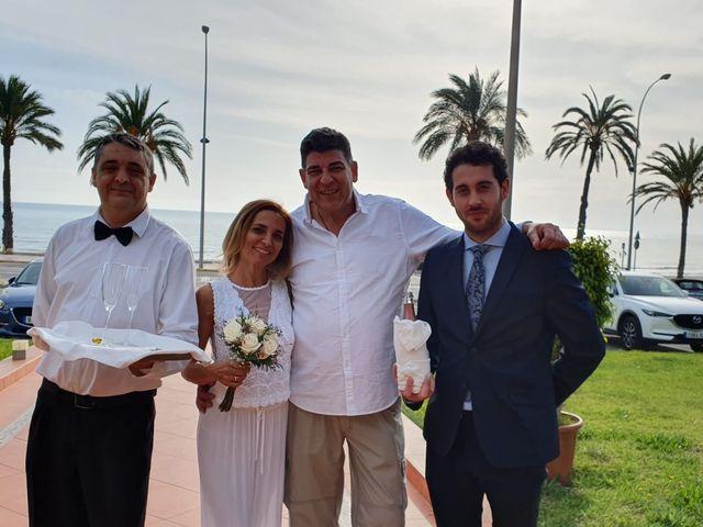 La boda de Felix y Patrizia en Santa Pola, Alicante 2