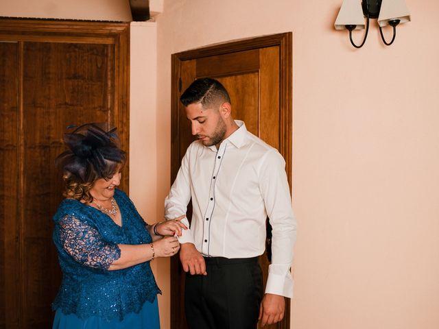La boda de Ainhoa y Carlos en Villamayor De Santiago, Cuenca 5