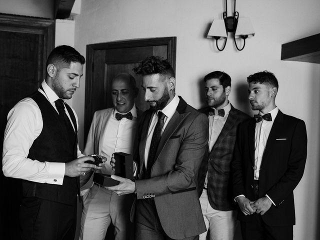 La boda de Ainhoa y Carlos en Villamayor De Santiago, Cuenca 11