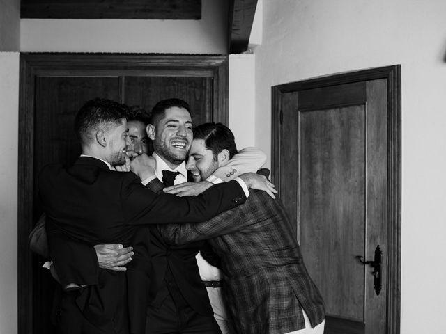 La boda de Ainhoa y Carlos en Villamayor De Santiago, Cuenca 13