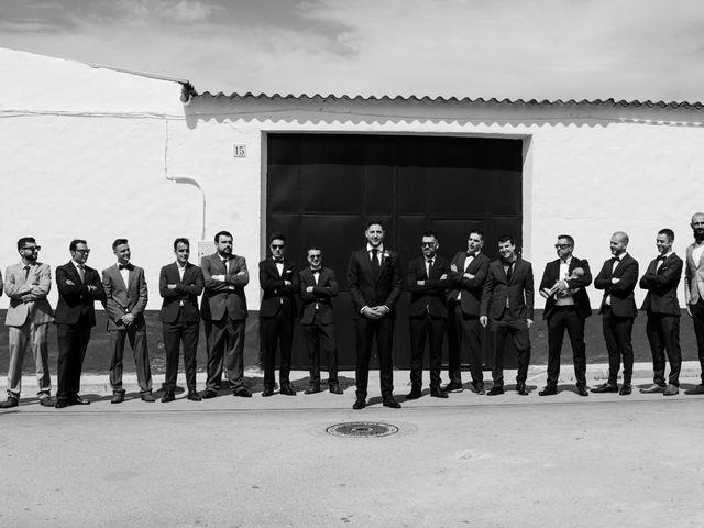 La boda de Ainhoa y Carlos en Villamayor De Santiago, Cuenca 16