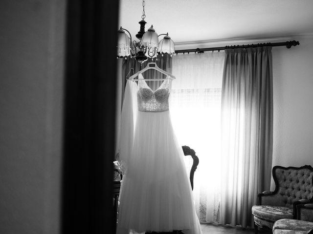 La boda de Ainhoa y Carlos en Villamayor De Santiago, Cuenca 17