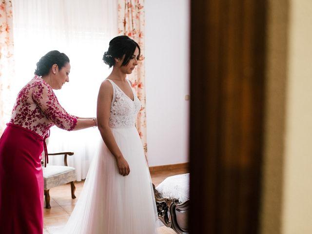 La boda de Ainhoa y Carlos en Villamayor De Santiago, Cuenca 18