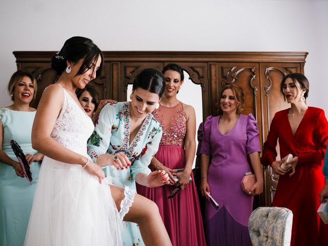 La boda de Ainhoa y Carlos en Villamayor De Santiago, Cuenca 20