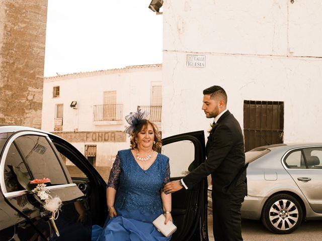 La boda de Ainhoa y Carlos en Villamayor De Santiago, Cuenca 22