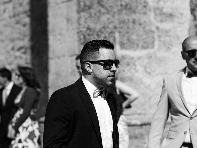La boda de Ainhoa y Carlos en Villamayor De Santiago, Cuenca 23