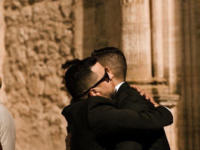 La boda de Ainhoa y Carlos en Villamayor De Santiago, Cuenca 24