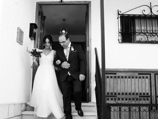 La boda de Ainhoa y Carlos en Villamayor De Santiago, Cuenca 27