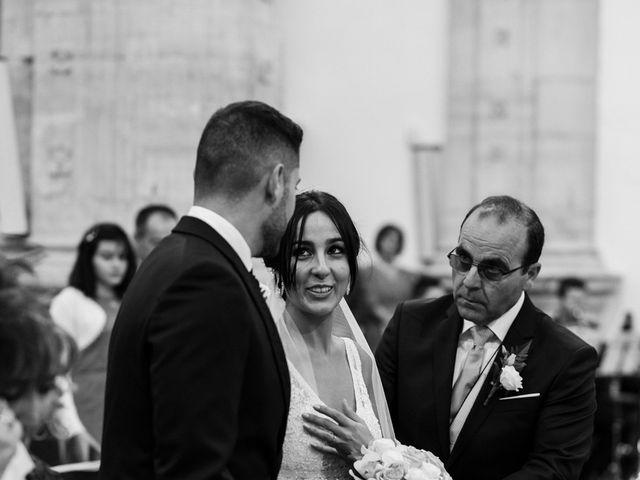 La boda de Ainhoa y Carlos en Villamayor De Santiago, Cuenca 32