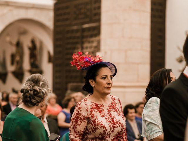 La boda de Ainhoa y Carlos en Villamayor De Santiago, Cuenca 33