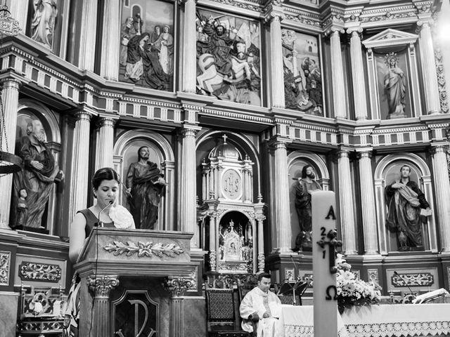 La boda de Ainhoa y Carlos en Villamayor De Santiago, Cuenca 35