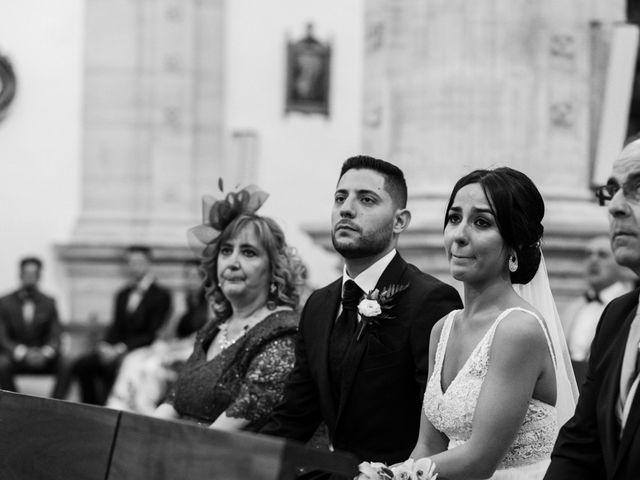 La boda de Ainhoa y Carlos en Villamayor De Santiago, Cuenca 36