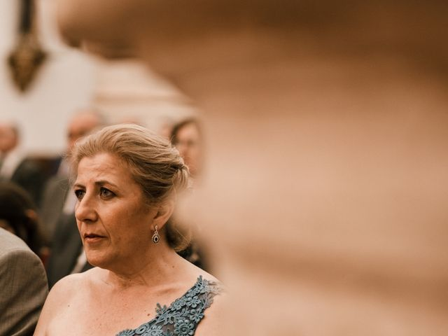 La boda de Ainhoa y Carlos en Villamayor De Santiago, Cuenca 38