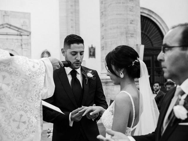 La boda de Ainhoa y Carlos en Villamayor De Santiago, Cuenca 40