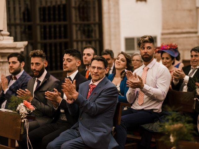 La boda de Ainhoa y Carlos en Villamayor De Santiago, Cuenca 41