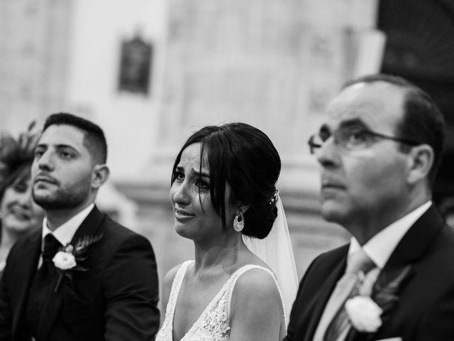 La boda de Ainhoa y Carlos en Villamayor De Santiago, Cuenca 44