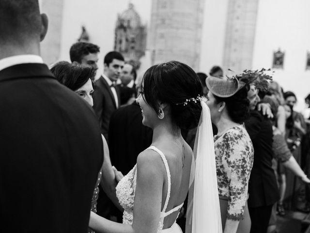 La boda de Ainhoa y Carlos en Villamayor De Santiago, Cuenca 46