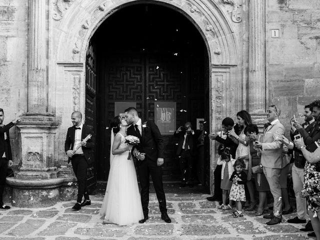 La boda de Ainhoa y Carlos en Villamayor De Santiago, Cuenca 51