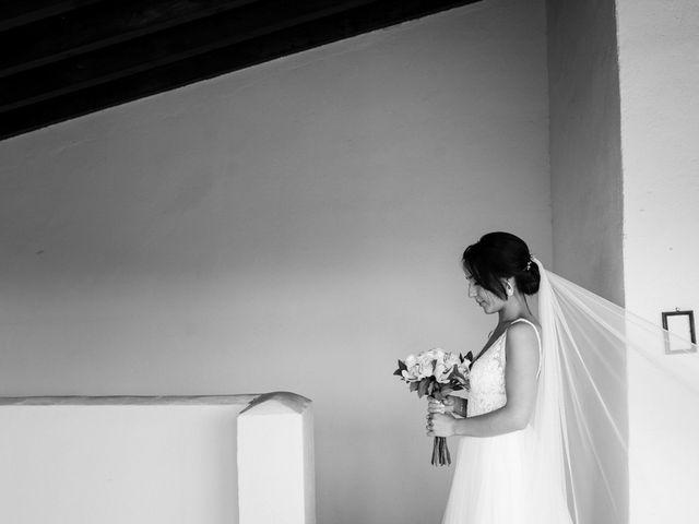 La boda de Ainhoa y Carlos en Villamayor De Santiago, Cuenca 52