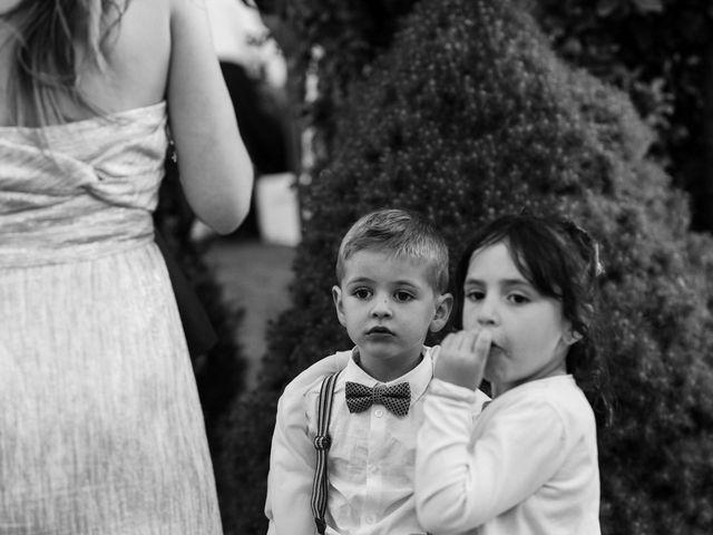 La boda de Ainhoa y Carlos en Villamayor De Santiago, Cuenca 68